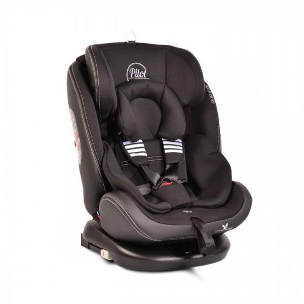Scaun auto copii cu isofix Rotativ Cangaroo Pilot 0-36 kg 1