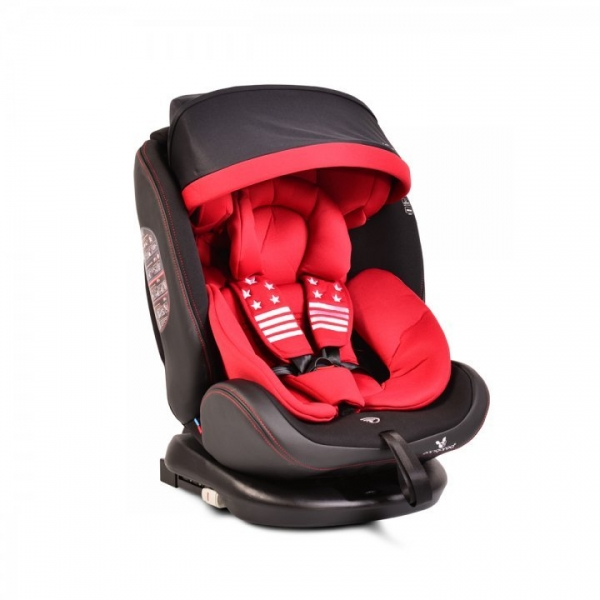 Scaun auto copii cu isofix Rotativ Cangaroo Pilot 0-36 kg 0