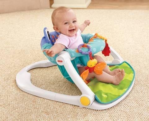 Scaun portabil Sit-Up-Me bebe [7]