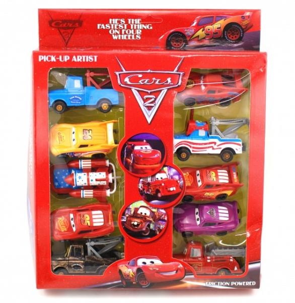 Set de 10 masinute Cars 0