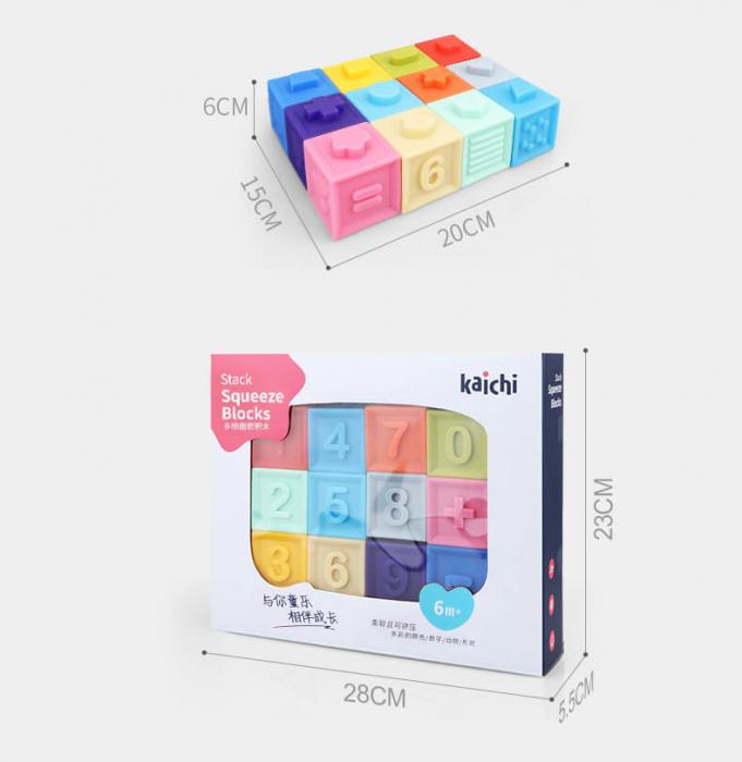 Set 12 Cuburi Bebe moi Kaichi [8]