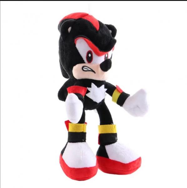 Set 6 buc Jucarii de plus Super Sonic - Set Plusuri Sonic Hedgehog 19