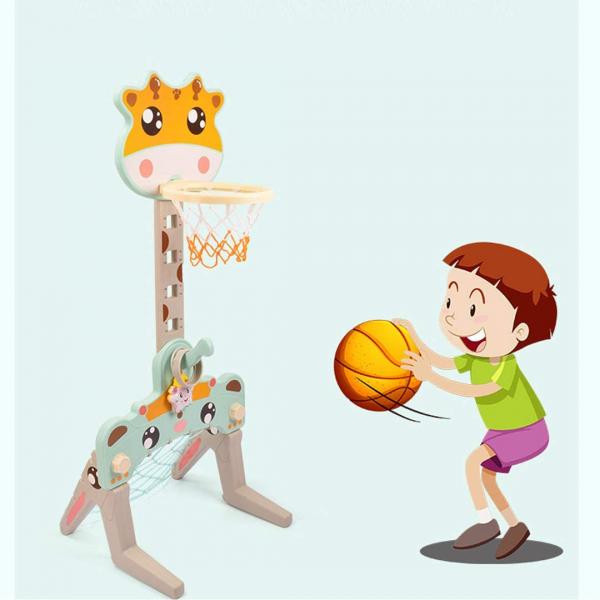 Set Centru de Activitati Sportive 3 in 1 Girafa 3