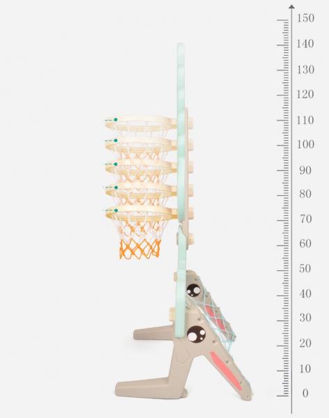 Set Centru de Activitati Sportive 3 in 1 Girafa 7