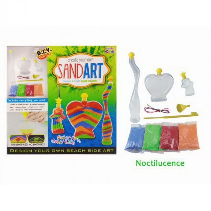Set creativ cu nisip Sand Art 6
