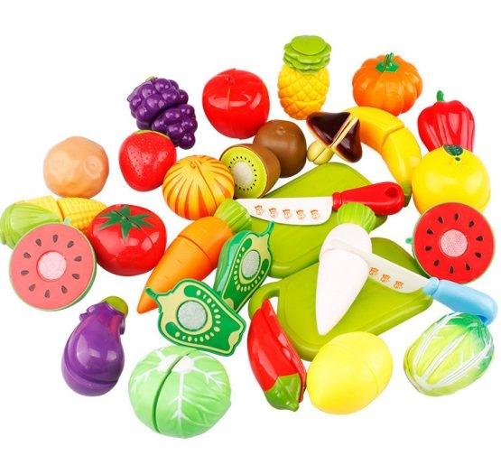 Set Fructe si legume de taiat 3