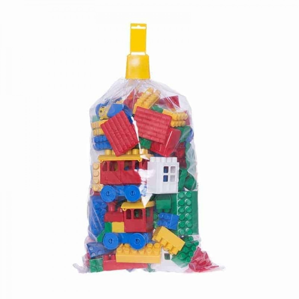 Cuburi Constructie TIP Lego K2 160 piese Hemar 1