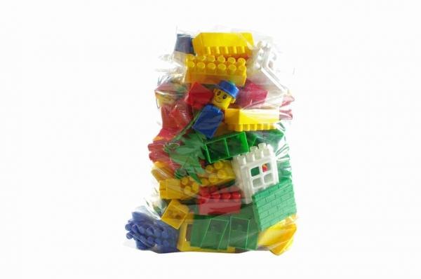 Cuburi constructie lego K2 160 piese Hemar 2