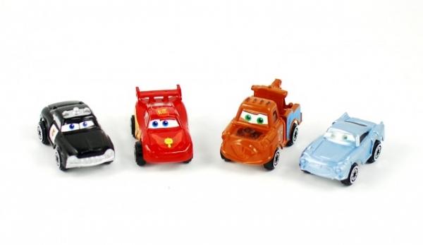 Set parcare cu masinute Cars 1
