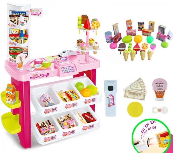 Set Supermarket Dessert Shop 0