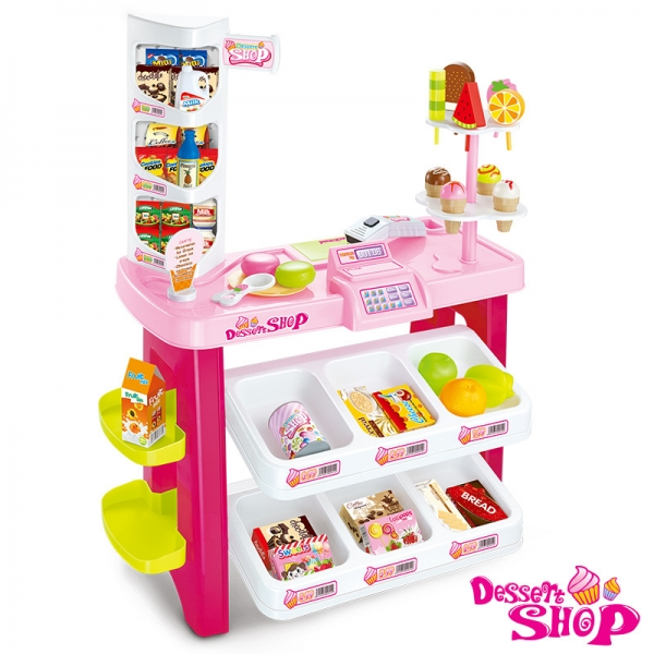 Set Supermarket Dessert Shop 2