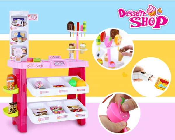 Set Supermarket Dessert Shop 3