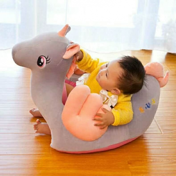 Fotoliu sit up bebe din plus Unicorn 3