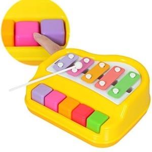 Jucarie muzicala pian si xilofon 0