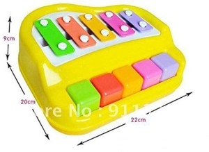 Jucarie muzicala pian si xilofon 1
