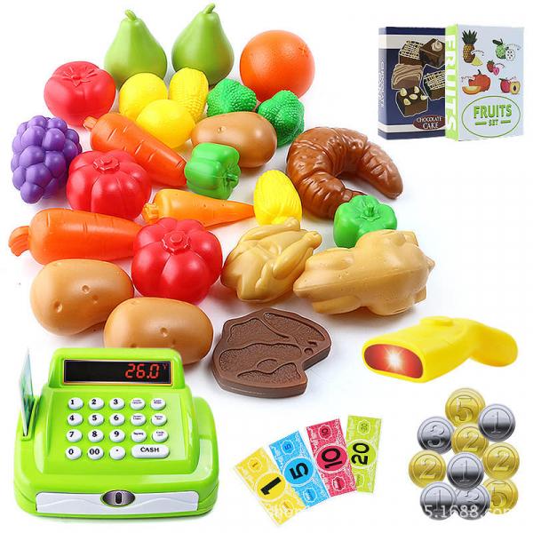 Supermarket copii cu accesorii - Set Magazin de Jucarie cu Accesorii 4