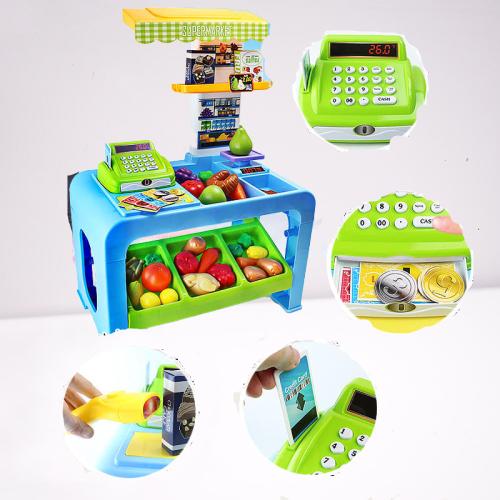 Supermarket copii cu accesorii - Set Magazin de Jucarie cu Accesorii 2