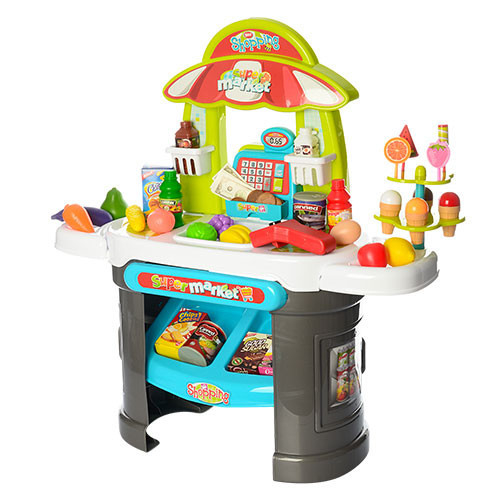 Supermarket pentru copii Little Shopping [8]