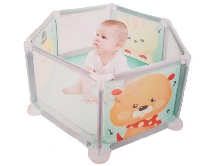 Tarc pentru copii Baby Play Fence 0