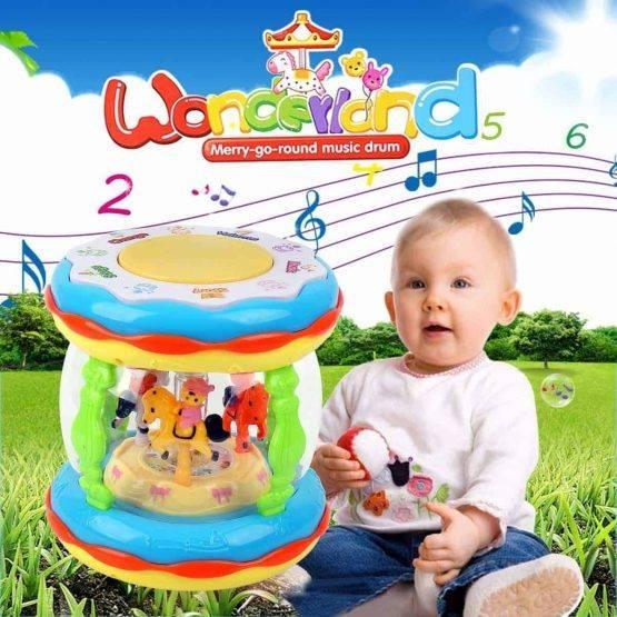 Toba bebe carusel 4