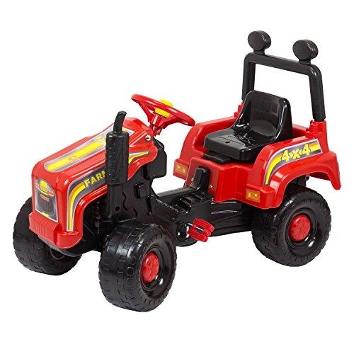 Tractor copii cu pedale 0