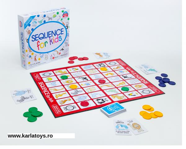 Joc pentru Copii  SEQUENCE 0
