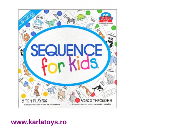Joc pentru Copii  SEQUENCE 1