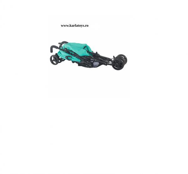 Carucior Sport cu Husa de Picioare MAMALOVE ALMA 4