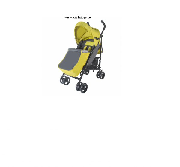 Carucior Sport cu Husa de Picioare MAMALOVE ALMA 1