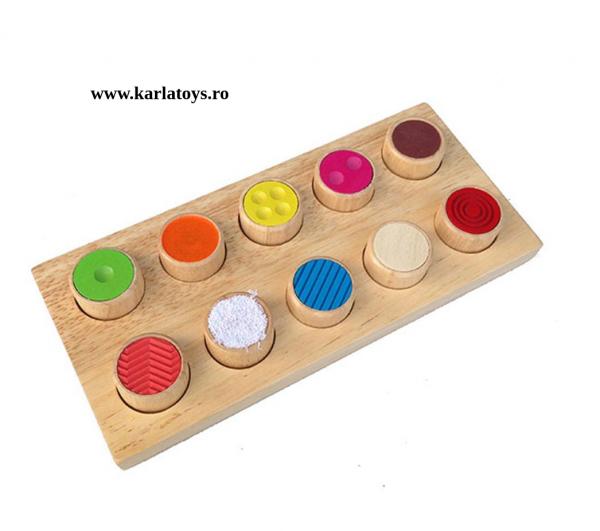 Joc din lemn memorie pentru copii Memory 1