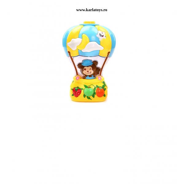 Proiector pentru copii Balonul Maimutica 1