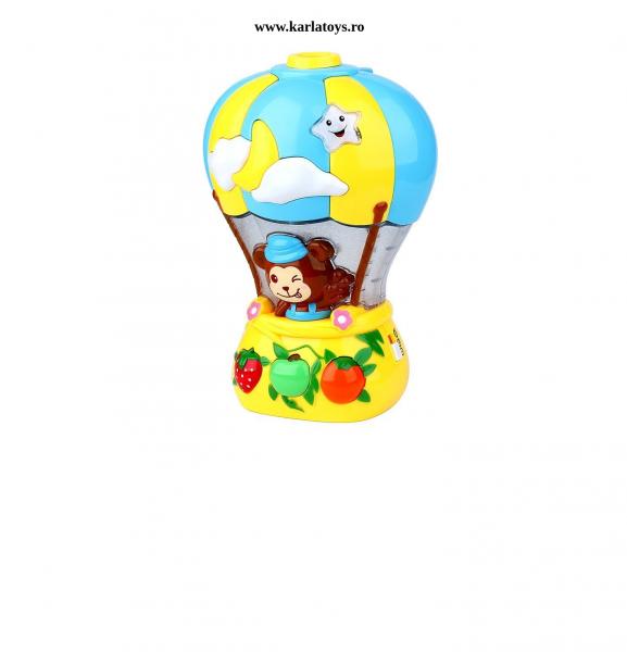 Proiector pentru copii Balonul Maimutica 0