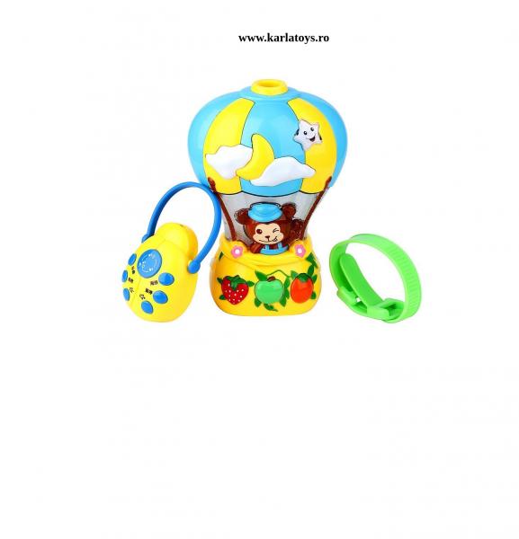 Proiector pentru copii Balonul Maimutica 3