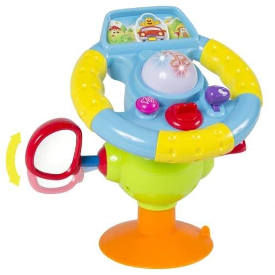 Volan de jucarie interactiv pentru copii 0