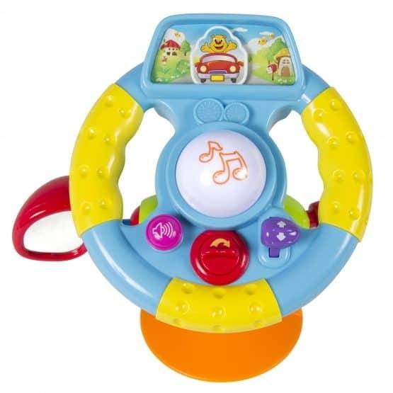Volan de jucarie interactiv pentru copii 1