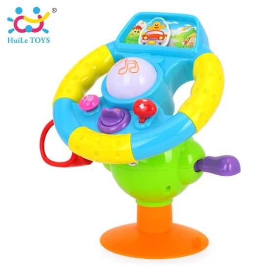 Volan de jucarie interactiv pentru copii 2