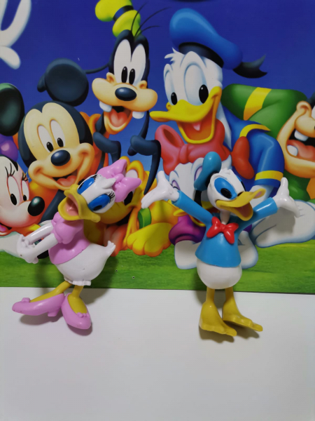 Set 5 figurine personaje Club House Mickey Mouse 5