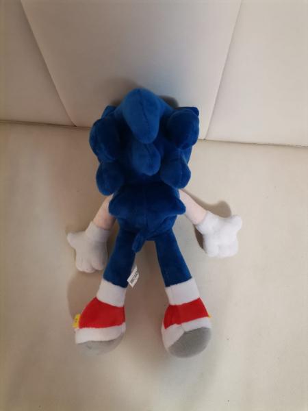 Set 6 buc Jucarii de plus Super Sonic - Set Plusuri Sonic Hedgehog 11
