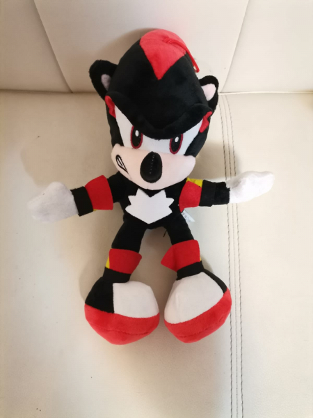 Set 6 buc Jucarii de plus Super Sonic - Set Plusuri Sonic Hedgehog 8