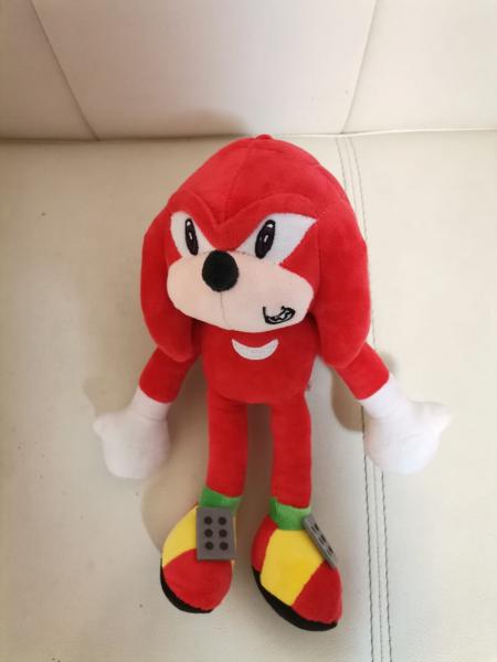 Set 6 buc Jucarii de plus Super Sonic - Set Plusuri Sonic Hedgehog 9