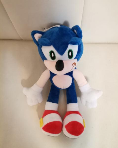 Set 6 buc Jucarii de plus Super Sonic - Set Plusuri Sonic Hedgehog 5