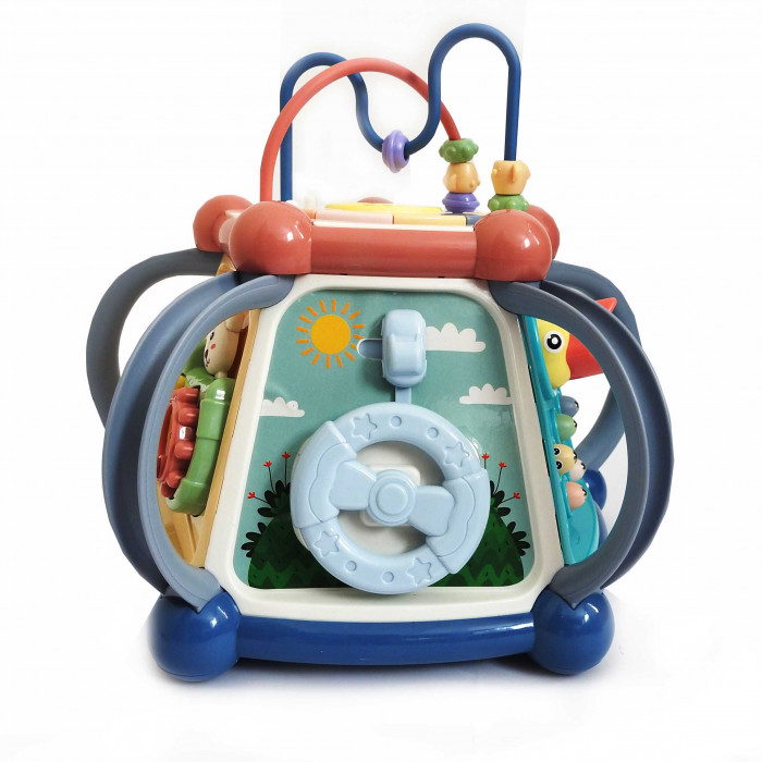 Centru de activitatii bebe 7 in 1 [2]