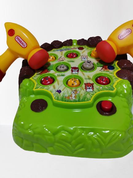 Joc interactiv Hamsterul si cicanele cu sunete si lumini 3