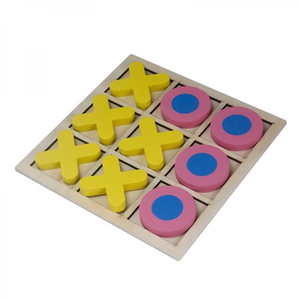 Joc din lemn x si o pentru copii 1