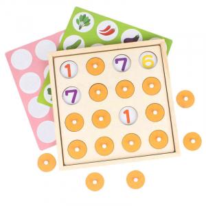 Joc Indemnare si Memorie 2 in 1 cu Bile5