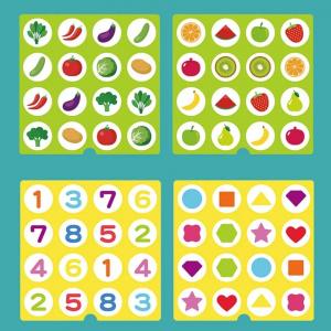 Joc indemnare si memorie 2 in 1 cu bile [3]