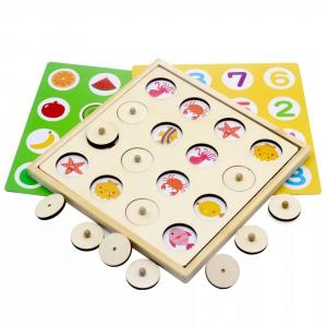 Joc indemnare si memorie 2 in 1 cu bile [2]