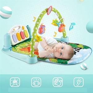 Saltea activitatii Baby Piano Gym cu telecomanda - Saltea bebe cu telecomanda3
