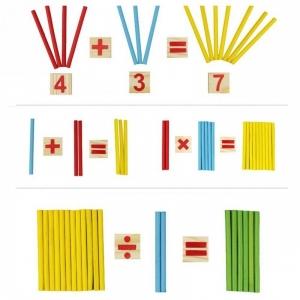 Jucarie educationala Montessori Blocuri [3]