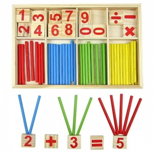 Jucarie educationala Montessori Blocuri [8]